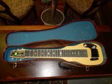 Eraly (1950's) Fender steel guitar in original case