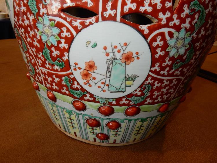 Enjoyable Lovely Asian Porcelain Chinese Multi Color Porcelain Bird Mo Ncnpc Chair Design For Home Ncnpcorg