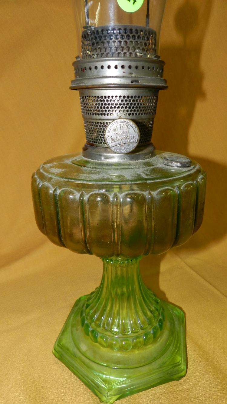 Antique and Vintage Aladdin Lamps