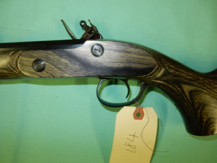 Buckskinner  50 cal black powder rifle, Traditions, made in