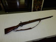 1) Vintage WWII Japanese bolt action rifle, SN #1009364, untested/fired. **FFL paperwork & $25 fee required, see lot 0**