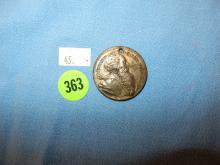 1579 swedish medallion? holed,