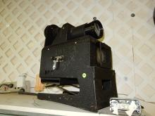 Large vintage Delineascope, special shipping req