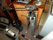 Modern tripod. Special shipping required