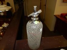 Vintage seltzer bottle, Sparklets