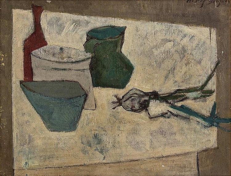 Audrey Bergner - Still Life