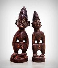 A Pair of Yoruba