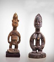 1.Yoruba male protection figure, Ila, Osun,
