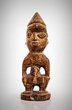 Ewe Male Ancestor Figure, Lomé, Togo