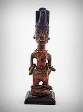Yoruba Ancestor Figure, Ekiti, Nigeria