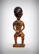 Lamba Female Figure, Lomé, Togo