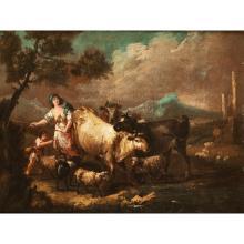 Giuseppe Zais, 1709 Forno di Canale – 1784 Trevisio
