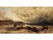 Hermann David Solomon Corrodi, 1844 Franscati -
