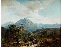 Bernhard Mühlig, 1829 Eibenstock – 1910 Dresden