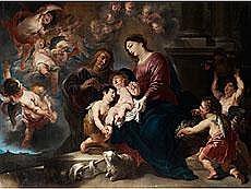 Cornelis Schut d. Ä., 1597 Antwerpen -1655
