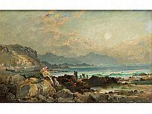John Edward Brett, 1830 – 1902