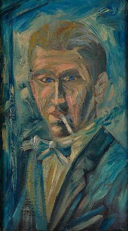 August Hofer,  1899 Achthal – 1981 Zusmarshausen