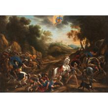 """Vincent Adriaenssen, genannt """"Il Manciola"""", 1595 Antwerpen – 1675 Rom, zugeschrieben"""