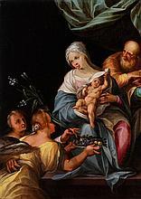 Maler des Josefinischen Manierismus aus dem Werkstattkreis von Hans von Aachen