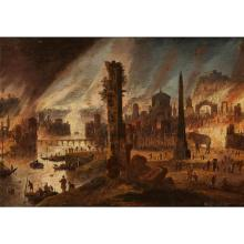Daniel van Heil, 1604 Brüssel – 1664/84 ebenda, Kreis des/ Nachfolge