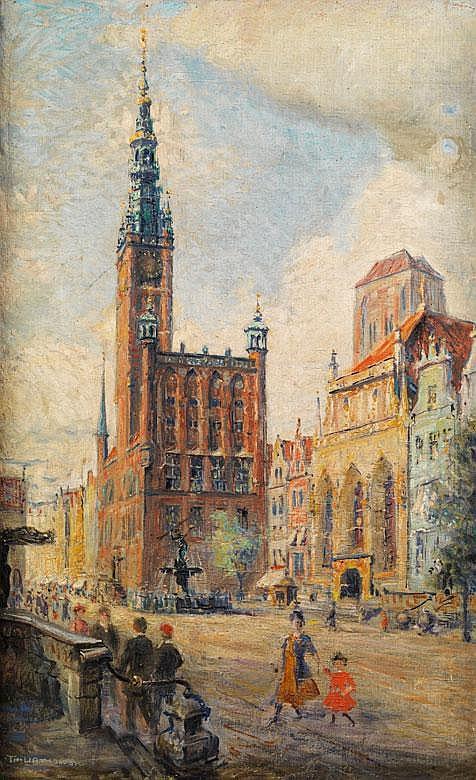 Theodor Urtnowski,  1881 - 1963