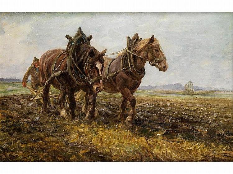 Max Hein-Neufeld, 1874 Elbing - 1953 Haimhausen