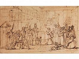 Jean Henri Marlet, 1771 Autun - 1847 Paris