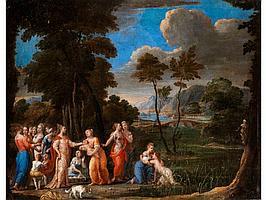 Vincent Adriaenssen, 1595 - 1675, zug.