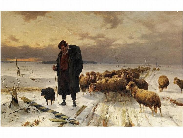 Ernst Adolf Meissner, 1837 - 1902