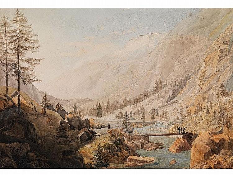Johann Heinrich Schilbach 1798 - 1851