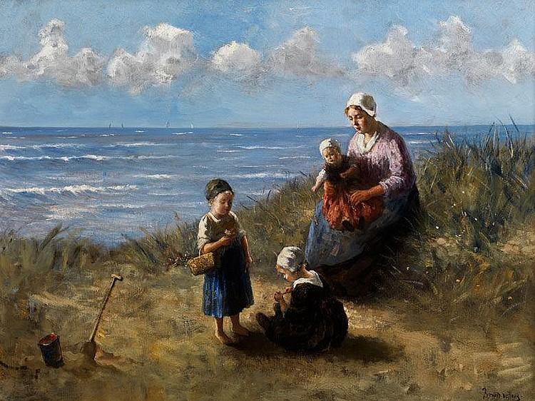 Bernard de Hoog, 1867 Amsterdam - 1943