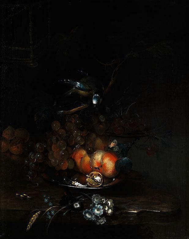 Catharina Treu, 1743 Bamberg - 1811 Mannheim, zug. Malerin aus der weitverzweigten Malerfamilie Treu aus Bamberg, erhielt höfische Aufträge für die Würzburger Residenz, wurde um 1766 nach Bruchsal berufen, ging 1768 im Auftrag des Kurfürsten Karl