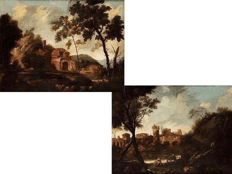 Tommaso Porta, 1686 - 1766, zug.