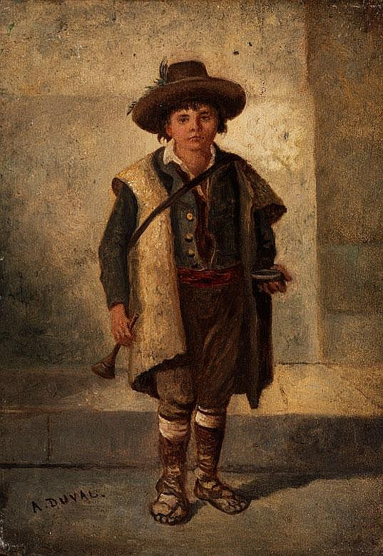 Charles Allen Duval,  1808 - 1872
