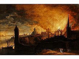 Daniel van Heil, 1604 - 1662, zug.