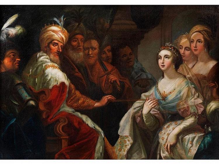 Andrea Celesti, 1637 Venedig - 1706