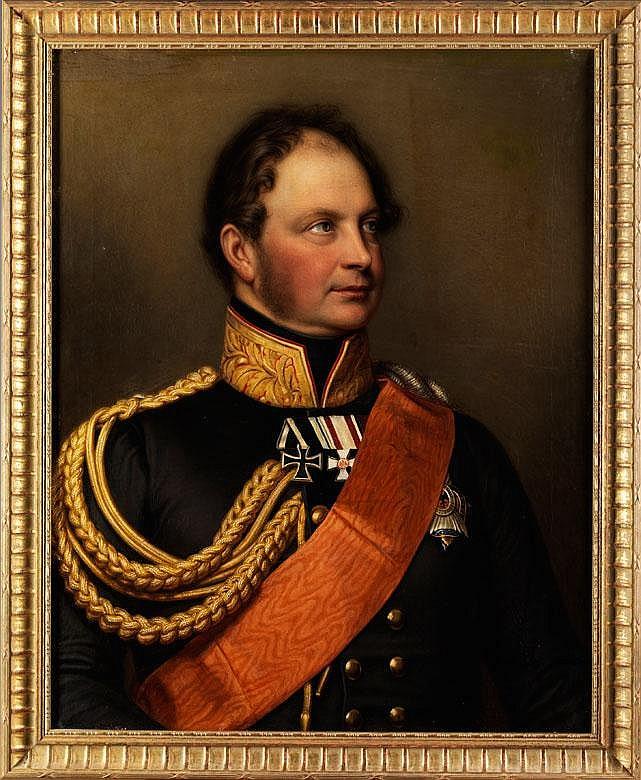 Joseph Karl Stieler, 1781 - 1858, zug.