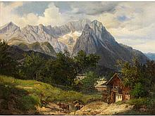 Bernhard Mühlig, 1829 Eibenstock - 1910 Dresden