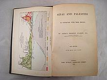 '' Sinai and Palestine'', by A.P. Stanley,