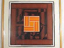 Derek Hirst (1930- ) A limited edition print