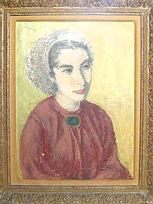 Edmond Xavier Kapp (British, 1890 - 1978). Half