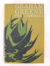 A first edition ''The Comedians'' by Graham