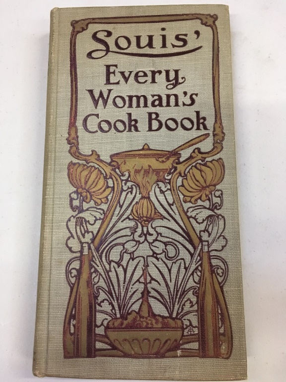 LOUIS' EVERY WOMAN'S COOK BOOK by LOUIS MUCKENSTRUM