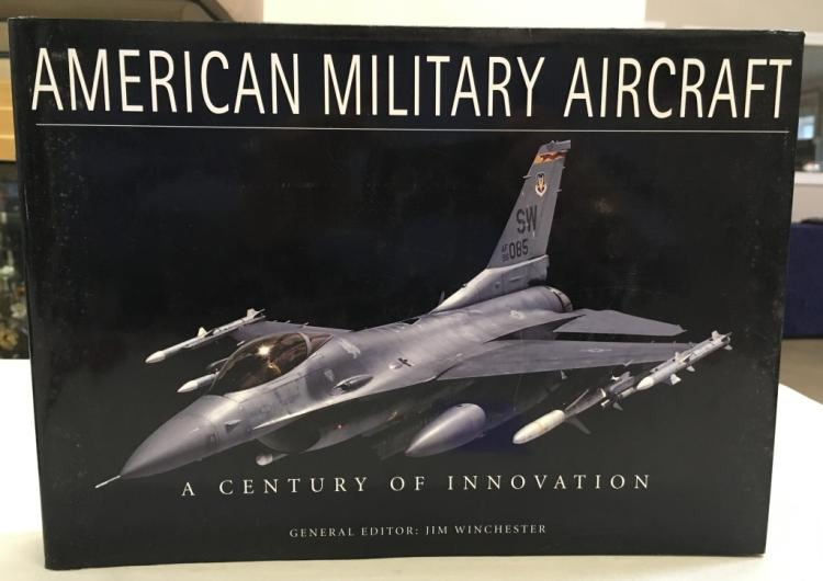 AMERICAN MILITARY AIRCRAFT by WINCHESTER