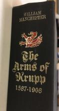 THE ARMS OF KRUPP - 1587-1968 - by MANCHESTER