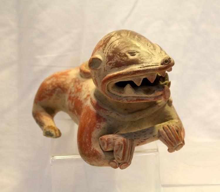 PRE-COLUMBIAN ANIMAL FORM