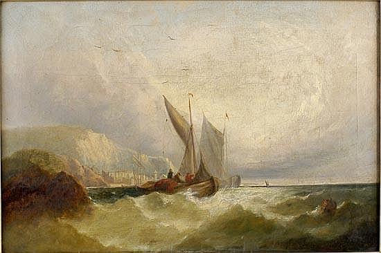 WILLIAM HENRY WILLIAMSON (1820 - 1883)