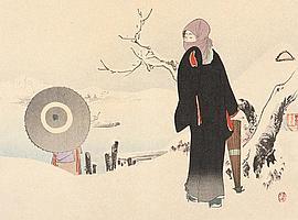IKEDA TERUKATA 1883 Kobiki-cho, Tokyo - (?) 1921