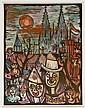 VORDEMBERGE, Friedrich1897 Osnabrück - Köln, Friedrich Vordemberge-Gildewart, Click for value