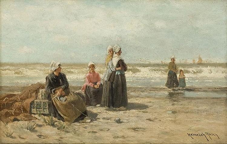 RASCH, HEINRICH 1840 Norburg/Dänemark - Coburg